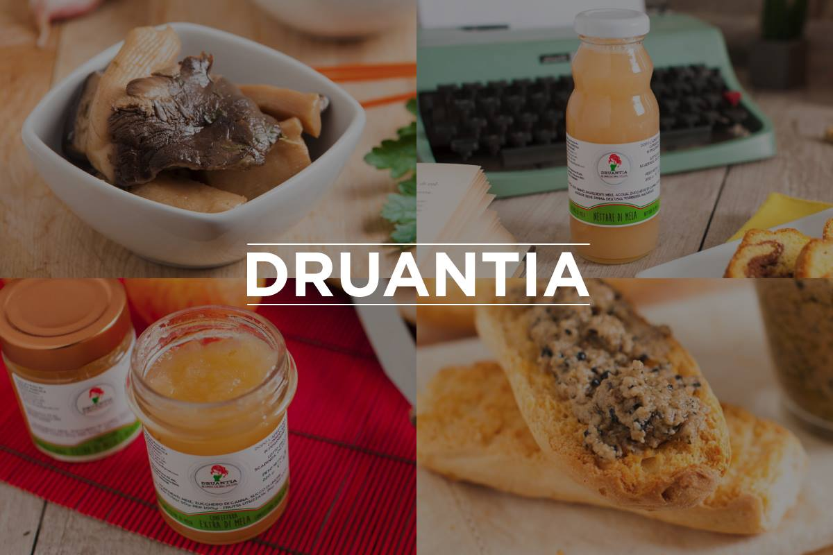 FOODSCOVERY with DRUANTIA