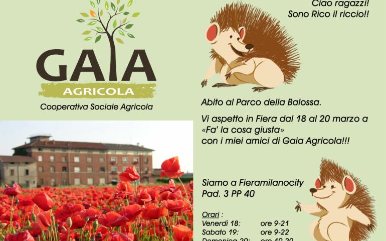 Gaia Agricola INVITO FIERA