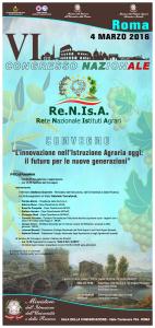 Locandina Congresso RENISA (1)