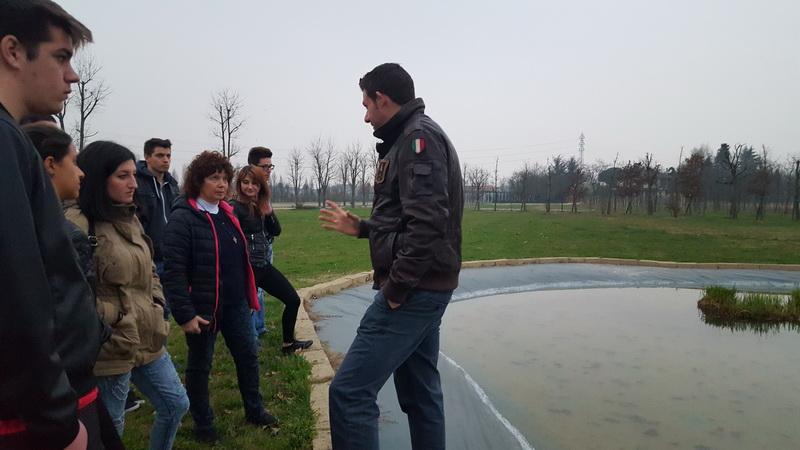 DRUANTIA chiama, l'Istituto Superiore Carlo Dell'Acqua risponde!