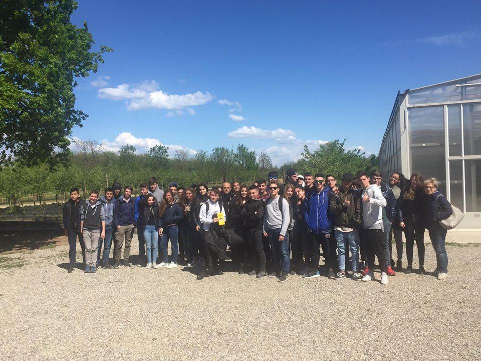 DRUANTIA si presenta agli studenti del Dell'Acqua di Legnano!